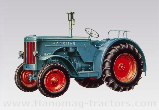 Hanomag Duits